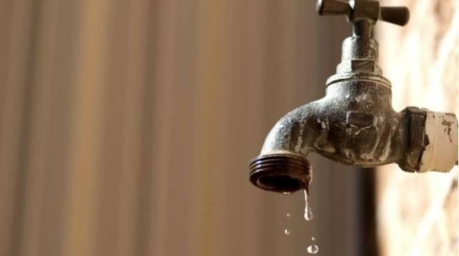 Interruzione idrica a Positano