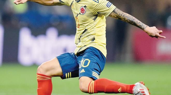 l'affare Napoli-James  Il colombiano ha detto sì e aspetta la chiusura: il Real deve abbassare la richiesta di 50