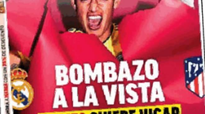 L'Atletico vuole James che offre stipendio piu' alto - De Laurentiis non molla