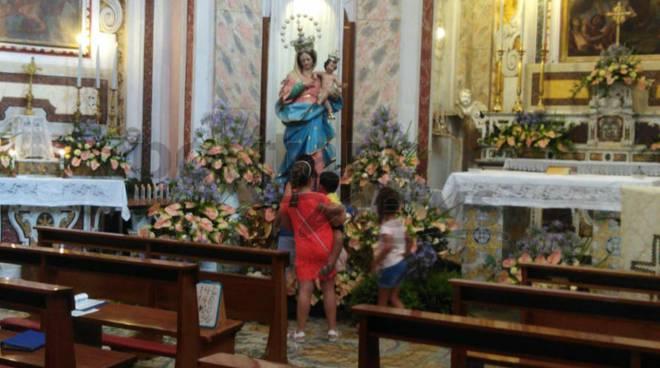Madonna delle Grazie Positano Chiesa Nuova