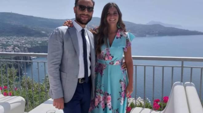 Michele Di Martino sposo