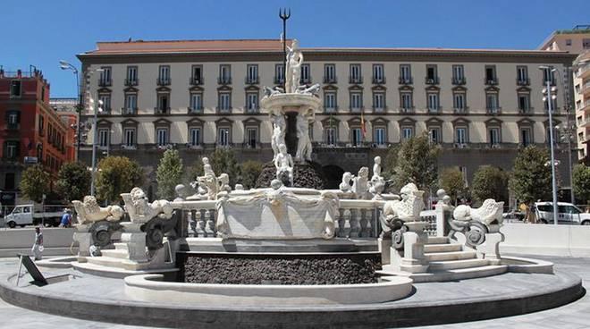 Napoli - Palazzo san Giacomo