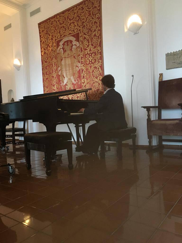 Positano. Schumann alla Fondazione Kempff