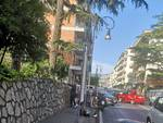 Sorrento incidente in Via degli Aranci