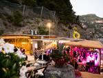 Wedding party al Remmese de le Agavi  esclusività nel miglior ristorante di Positano