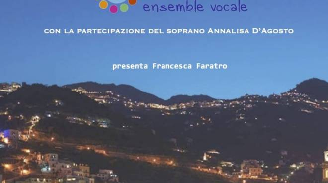 """7OTTAVI """"ENSAMBLE VOCALE"""" CON LA PARTECIPAZIONE DEL SOPRANO ANNALISA D'AGOSTO"""