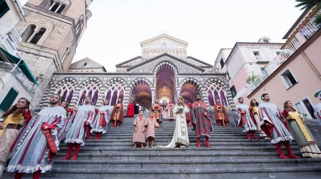 capodanno bizantino ad Amalfi