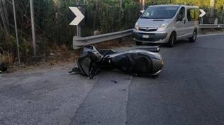 Incidente ai Colli di Fontanelle Sant'Agnello