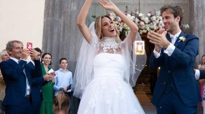 Matrimonio di Sacha Prost