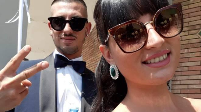 Michele e Pina investiti a Vico Equense