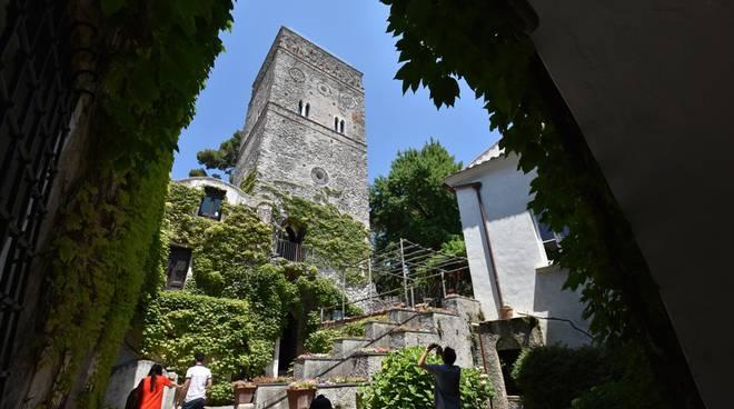 Ravello. La torre museo di Villa Rufolo si rifà il look