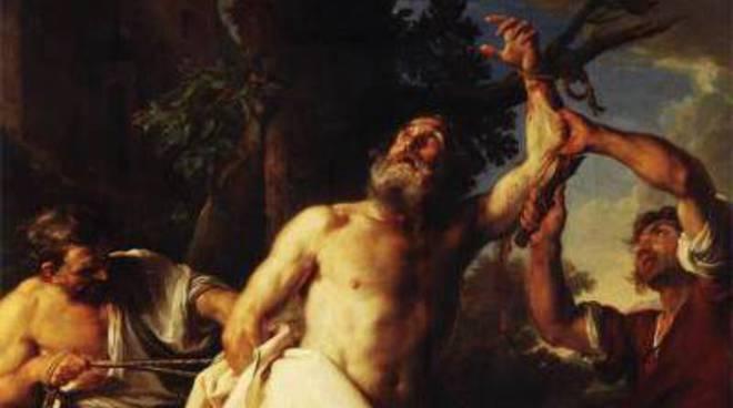 San Bartolomeo l'apostolo martire