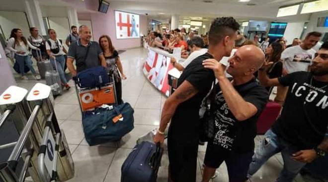 Terrore sul volo Sharm-Napoli, sfiorata la tragedia per i 122 passeggeri