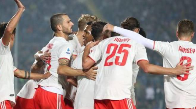 Al Brescia non basta Balotelli  la Juve vince 2-1