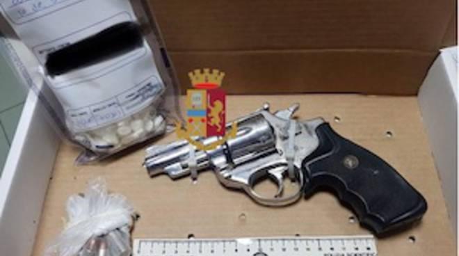 Armi e droga a Piano di Sorrento