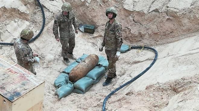 Battipaglia bomba