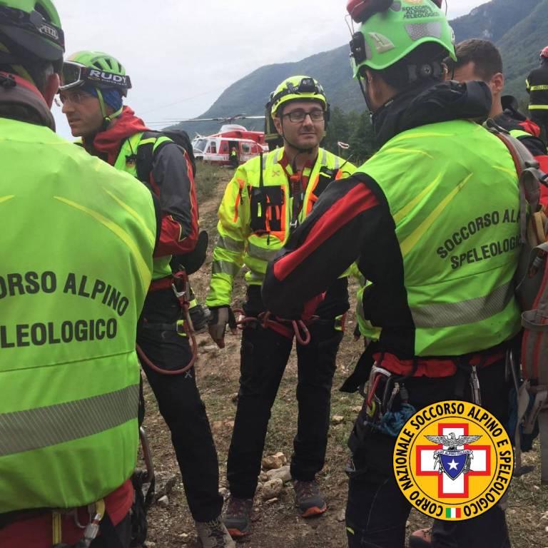 Campania. Ritrovato il corpo senza vita del giovane disperso sul Monte Accellica