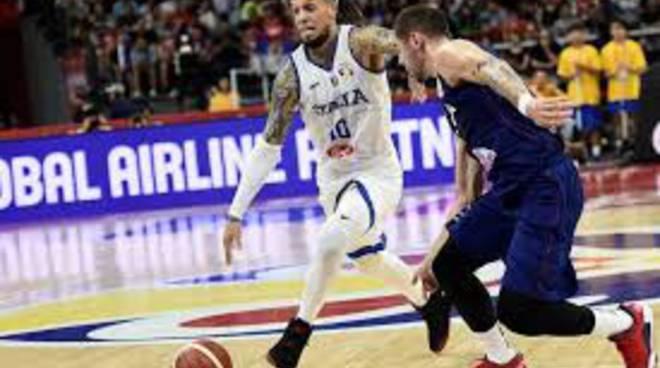 Mondiali di basket: L\'Italia mette in difficoltà la Serbia per tre quarti, cede 77 a 92, adesso è pronta a sfidare la Spagna nei quarti