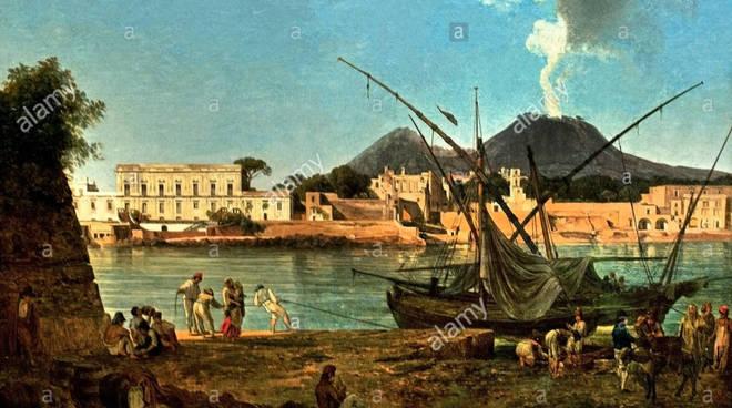 L'amore di Joseph Rebell per la Campania