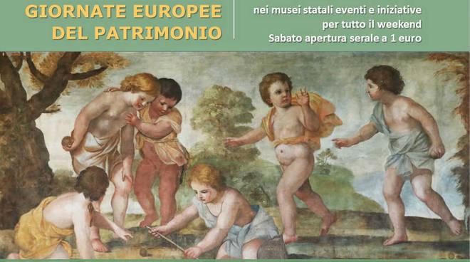 Sabato 21 e domenica 22 settembre musei al prezzo simbolico di 1 euro