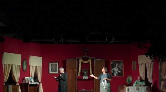 Teatro in Oasi lunedì cala il sipario: Signori, chi è di scena? Chi è di scena signori?