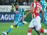 Champions ,Napoli -Liverpool -le probabili formazioni