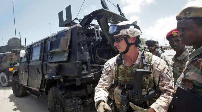 Esplosione a Mogadiscio