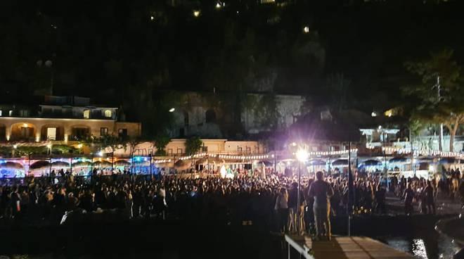 Festa del Pesce a Positano Beniamino Savastano Lillotto