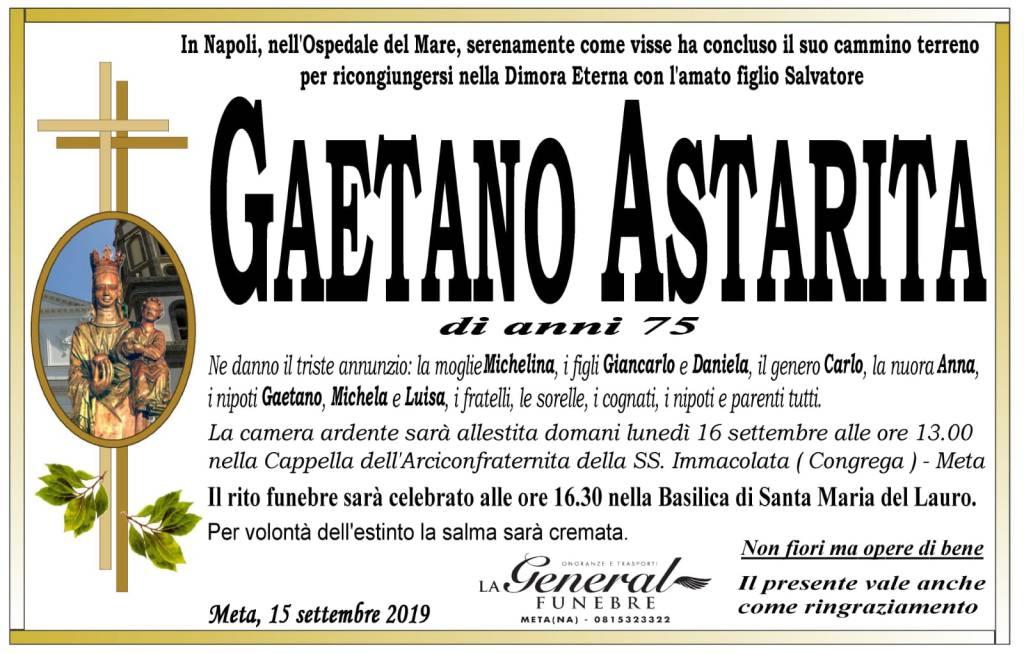 Gaetano Astarita