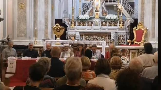 Incontro interreligioso a Mortora Piano di Sorrenot