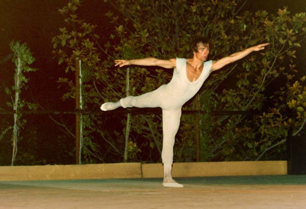 Le foto delle edizioni anni '80 del Premio Danza Positano, collezione di Luca Vespoli e Sergio Arci.