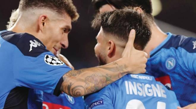 Mertens non si ferma piu' a due passi dal grande Maradona