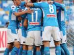 Napoi -Cagliari  le probabili formazioni -Mertens una doippietta per raggiungre Maradona