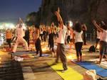 percorso yoga, mare e benessere