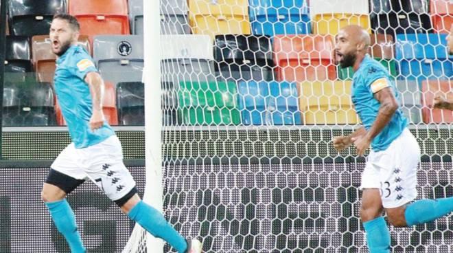 Pippo Inzaghi deluso del suo Benevento-A  Udine non va oltre il pari