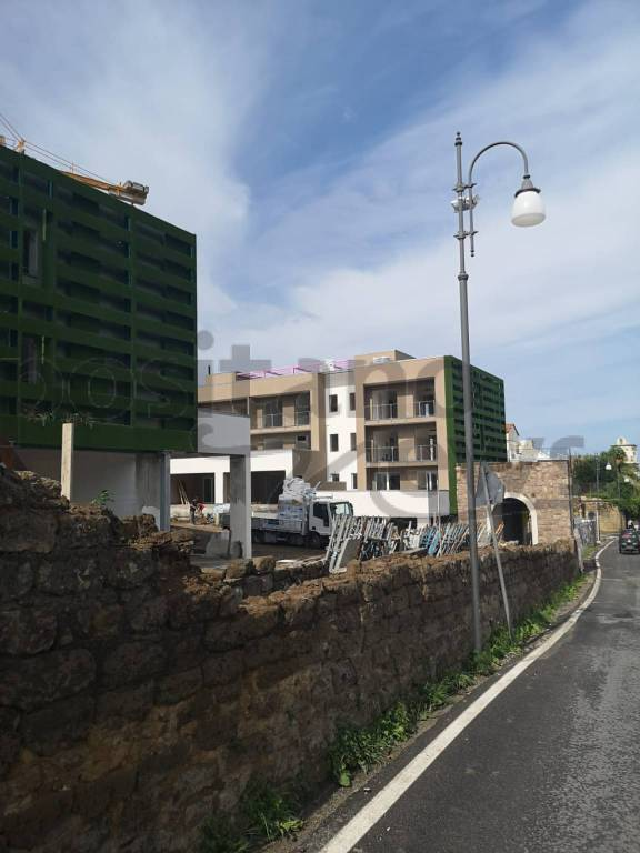 Sant'Agnello, i lavori all'Housing Sociale