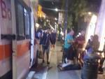 Sorrento incidente nei pressi dell'Ospedale