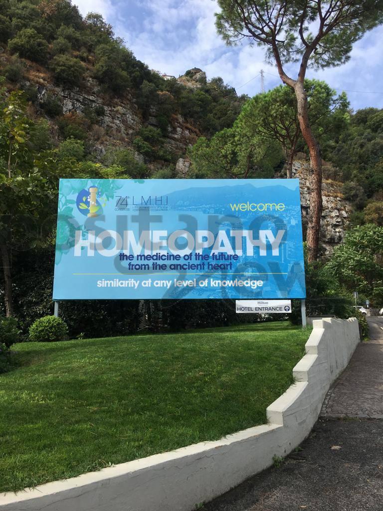 Sorrento, le foto del Congresso Medico Mondiale sull'omeopatia