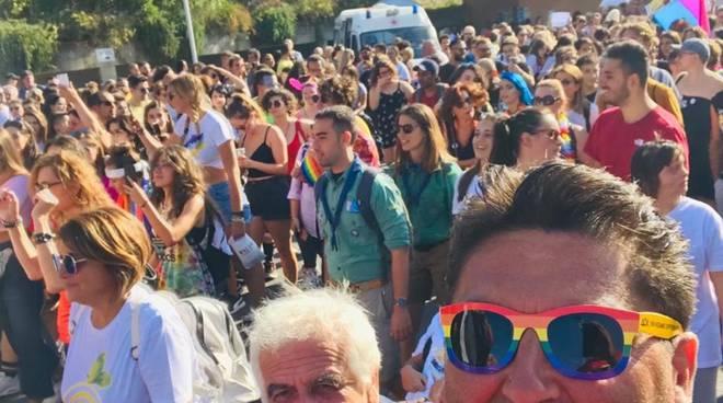 Sorrento Pride commento di Mario Gargiulo