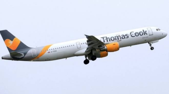 thomas cook in bancarotta