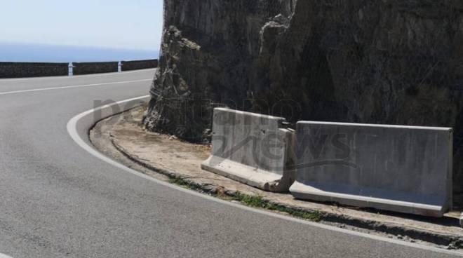 Tordigliano, l'ANAS pensa a chiudere la strada entro il pomeriggio