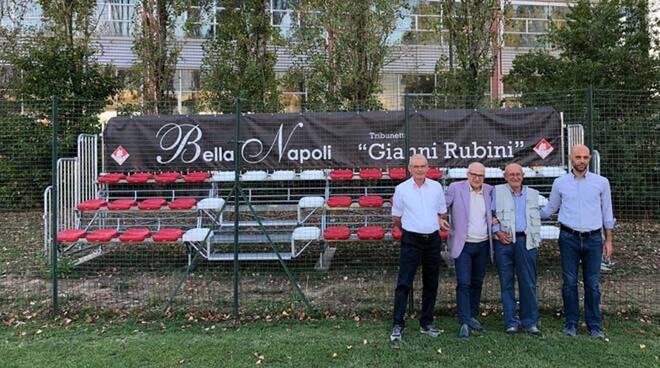 Tribunetta a Piacenza