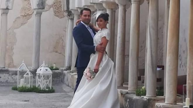Valentina Trotta sposa
