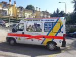 Vallo della Lucania ambulanza animali