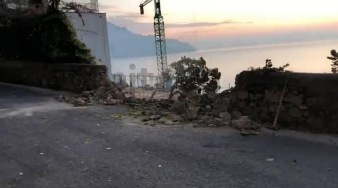 Amalfi strada rotta al Saraceno