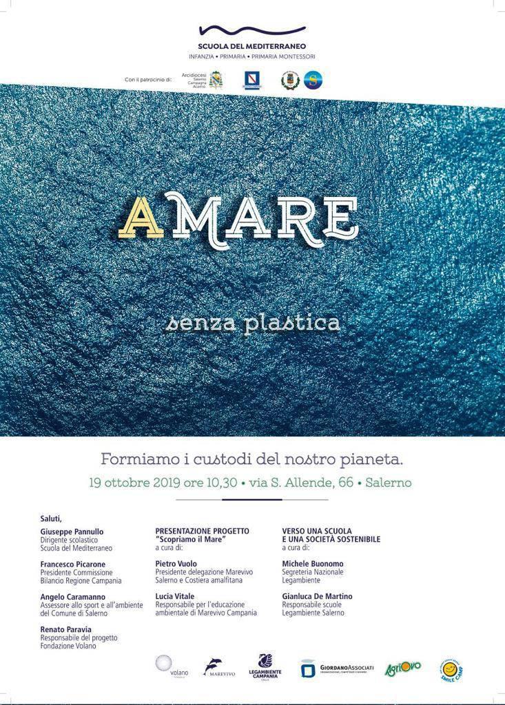 Amare locandina