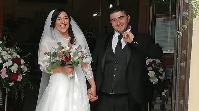 antonio e maria sposi copertina