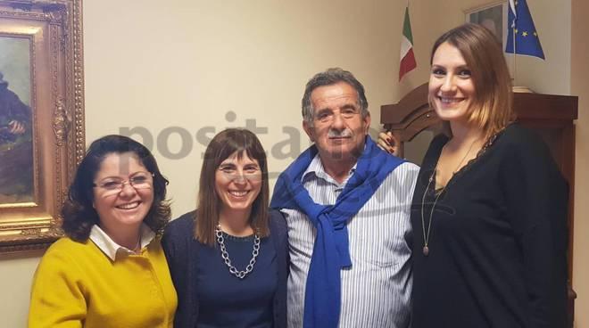 autista sindaco in pensione