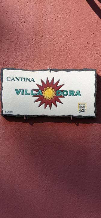 Villa Dora: Lacryma Christi Vigna del Vulcano 2006