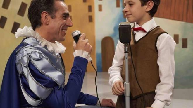 La magia dello Zecchino d\'Oro trasformata in un film per RAI UNO